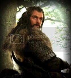 "Thorin in ""The Hobbit"""